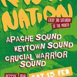 Apache Sound @ Rasta Nation #44 (Feb 2014) part 1/6