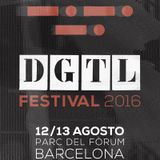 Maceo Plex @ Dgtl Festival 2016 - BCN at Parc Del Forum - 12 August 2016