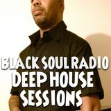 """Black Soul Radio: Deep House Music Sessions """"Funktified"""" - 04.23.19"""