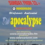 Apocalypse radioshow on Mondoradio 10/03/2019 episode#89 Stefano Antonini