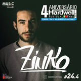 #24.4 Hardwell PT Fans presents special 4rd anniversay edition by ZINKO [08.XI.2017]