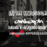 InDaHousecast # 06_Ankaph(CHILE)@RipperSessions_16-08-2014