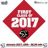 First class of 2017