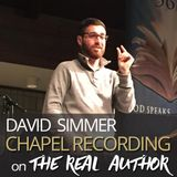 David  Simmer on The Real Author 11.15.17