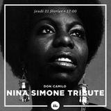 Nina Simone Tribute - Don Camilo