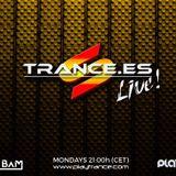 Gonzalo Bam pres. Trance.es Live 206