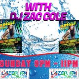 The Everything Rave Show with DJ Zac Cole on Lazer FM (Liquid Drum & Bass) 13.08.17