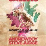 Steve Judge - Live Set @ Dokkoló, Budapest, Sunday Calling (2013.08.19.)