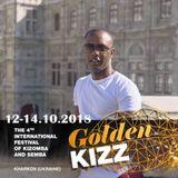Golden Kizz International Kizomba Festival Teaser October 12-14, 2018, Kharkiv Ukraine