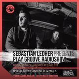 Antony PL & Paul S at Ibiza global Radio Play groove radio show 13.1.2017