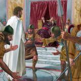 Jesus Es Entregado A Pilato