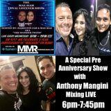 Anthony Mangini. Miami Mike Radio. April 17, 2019