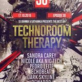 Pedro Leite - TechnoRoom Therapy #030 - 17-10-2015