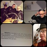 CLUB MANIA December 18th 2014 on BXFM : guest Michel Moers