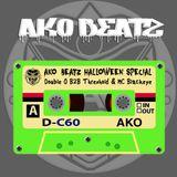 AKO Beatz Halloween Special - Double O b2b Threshold & Blackeye