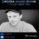 Orcidia Radio Show #ors067 [End of Year Mix] radio edit