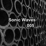 Sonic waves podcast By Dj Houze