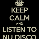 KEEP  CALM AND LISTEN TO NU DISCO 16-09-2014 MIX BY LKT