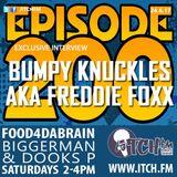 Biggerman & Dooks P - F4DB 200 - BUMPY KNUCKLES