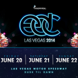 Oliver - live at EDC Las Vegas 2014, CosmicMeadow - 20-Jun-2014