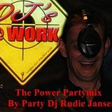 Party Dj Rudie Jansen - The Power Party Mix 2010