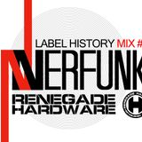 INNERFUNK LABEL HISTORY MIX #2 - RENEGADE HARDWARE [mixed by Strictly Angle]