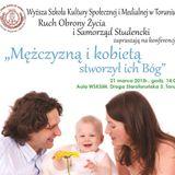 Konferencja ProLife 2. Agnieszka Niewińska - Co ma gender do aborcji?