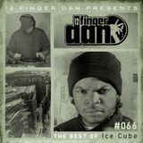 12 FINGER DAN Best of Series Vol. 66 (ICE CUBE)