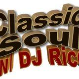DJ Rico - Classic Soul Show June 15 2018 Hour 02