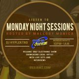 Live @ Monday Night Sessions with Mallory Monica #23 - Jonny LDN