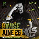 B-Wise Dansville 6th Birthday Promo