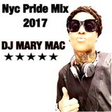 DJ MARY MAC 5 STAR NYC PRIDE MIX 2017