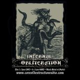 Infernal Obliteration Episode 109, 1-Oct -2015 @ Core of Destruction Radio