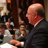 Fernando Seara, Presidente da Câmara de Sintra, na AMS de 19/01/12