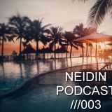 NEIDIN - PODCAST 003 (Guest mix by Deft Duo [BY])