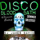 Disco Bloodbath Summer Solstice Set