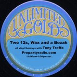 Two 12s Wax and a Bozak Show  1-8-17 Edition with Tony Troffa all vinyl