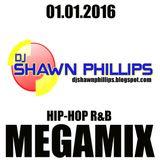 01.2016 - DJ SHAWN PHILLIPS - Old School Hip-Hop R&B MEGAMIX !!!