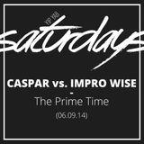 YipYab Live - Caspar vs. Impro Wise // The Prime Time (06.09.14)
