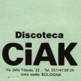 Dj Miki, Discoteca Ciak Estate 30-08-1975