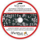 Sammy Porter - Boat Club Mix CD (VOLUME 11)