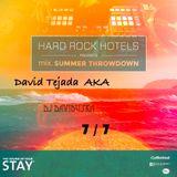 """""""MixSummerThrowdown – (7 / 7 David Tejada AKA Dj Daviduska)"""""""