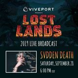 SVDDEN DEATH & Eptic @ The Prehistoric Paradox, Lost Lands Festival, United States 2019-09-28