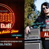 The Saloon Rock Club Interview with Alex Grossi