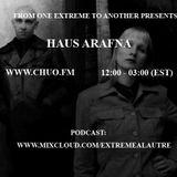 #392-Extreme-2019-04-30 Haus arafna retrospective
