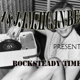 Ska & Jamaica Beat Music Present Rocksteady Time