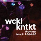 sirgeorge live @ Wackelkontakt (2016)