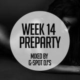 WEEK 14 Preparty (April 2013)