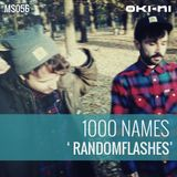 RANDOMFLASHES by 1000 Names