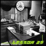 Radio Justicia - Undercream Institute Lesson 25